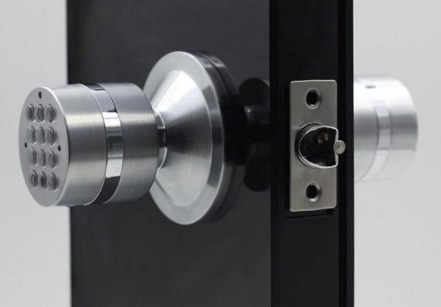 Enhance Security With Modern Keyless Door Locks
